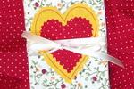 textilkönyv varrás
