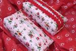 papírzsebkendő tartó varrás